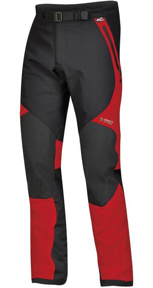 Directalpine Cascade Plus lange broek Heren rood/zwart